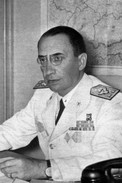 Militaria WW2 - Général Roatta, Chef D'Etat-major Italien - 1939-45