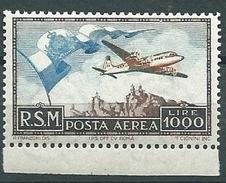 San Marino,Posta Aerea, Sassone 99 ** - Nuovi