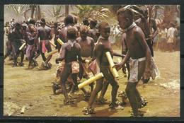 Vanuatu_Baile De Celebracion Del Pentecostés. - Vanuatu