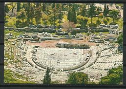 Grecia_Atenas_Teatro De Dionysos. - Grecia