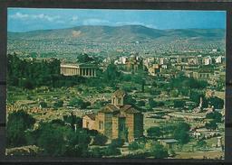 Grecia_Atenas_Templo De Hephaestos (Theseion) - Grecia