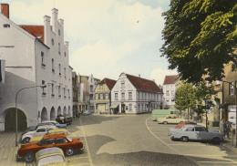 VW Käfer,1500,Bus T1 Polizei,Opel Rekord P II,Borgward Transporter,Beckum,ungelaufen - Turismo
