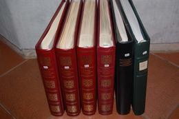 DDR - Sammlung Postfrisch In 6 Vordruckalben (hoher Neupreis Der Alben), 370 Bilder  ....116 (0) - Briefmarken