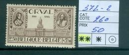 372-2   Xx - Belgique