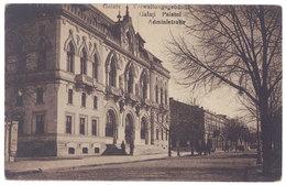 Cpa Roumanie - Galati, Palatul Administrativ - Romania