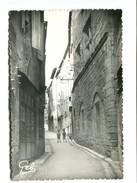Cp - GOURDON EN QUERCY (46) - Rue Du Majou Ancienne Maison D'Anglars - Gourdon