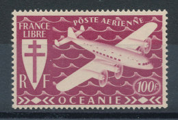 Océanie N°13 PA** Avion - Posta Aerea