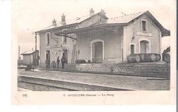 D 23   NOUZIERS   La Gare - Autres Communes