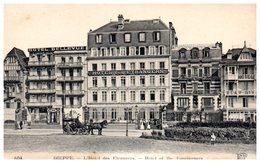 76 DIEPPE : Hotel Des Etrangers - Dieppe