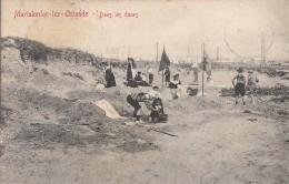 Belgique - Mariakerke-lez-Ostende - Enfants Jeux Dunes - 1920 Timbre Taxe 10 Cts - Non Classés