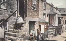 Royaume-Uni - Cornwall - St. Ives - Back Road - St.Ives