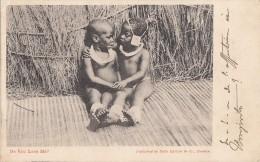 Afrique Du Sud - Enfants Parure Collier - Postmarked Umzinto Natal 1905 - Afrique Du Sud