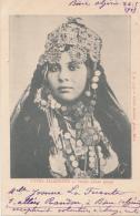 Algérie - Femme - Bijoux - Précurseur 1903 Bône - Algérie