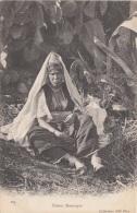 Algérie - Femme Costume Bijoux - Cactus - Algérie