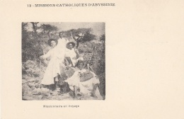 Ethiopie - Abyssinie - Missions Religion - Missionnaire Voyage - Colonial - Ethiopie