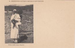 Ethiopie - Abyssinie - Missions Religion - Prêtre Catholique Abyssin - Colonial - Ethiopie