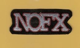 *  Patch En Tissu : NOEFX..Scan F : Voir Scans Recto Et Verso - Ecussons Tissu