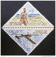 A4175 - 1961 - Republique Du Congo - Sc. J34 -  MNH - Dem. Republik Kongo (1964-71)