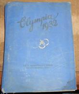 Die Olympischen Spiele In Los Angeles 1932 - Livres, BD, Revues