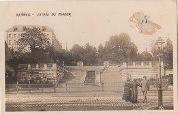 RENNES  ( 35 )  Entrée Du Thabor - Rennes