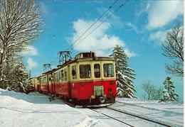 Chemin De Fer Yverdon Ste CROIX - Switzerland