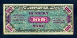 Banconota Germania 100 Mark 1944 FDS - To Identify