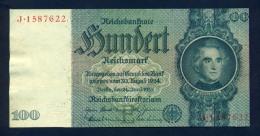Banconota Germania 100 Reichsmark 24/6/1935 FDS - To Identify