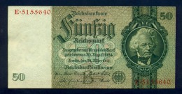 Banconota Germania 50 Reichsmark 30/3/1933 FDS - To Identify