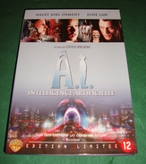 Dvd Zone 2 A.I. (Intelligence Artificielle) (2001) Édition Collector Limitée Vf+Vostfr - Sciences-Fictions Et Fantaisie