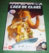 Dvd Zone 2 L'Âge De Glace (2002) Édition Collector Extrèmement Givrée Ice Age Vf+Vostfr - Animatie