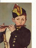MANET - Joueur De Fifre - Pittura & Quadri