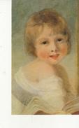 HOPPNER - Jeune Femme Et Enfant (détail) - Schilderijen