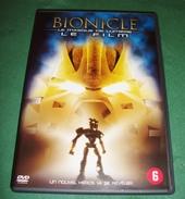 Dvd Zone 2 Bionicle  Le Masque De Lumière - Le Film (2003) Bionicle: Mask Of Light Vf+Vostfr - Animatie
