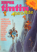 Super Tintin  N° 24 - Absurde, 1984 - Tintin