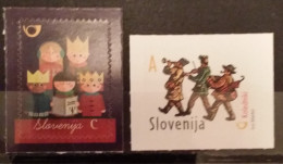 Slovenia ,2015, Mi: 1173/74 (MNH) - Eslovenia