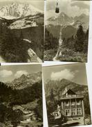Vysoké Tatry - Tatransky Narodny Park. Lot 11 Postcards B/w Cm 10,5/14,5 (see Scans) - Slovacchia