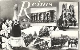 CPSM Reims Vues Multiples - Reims