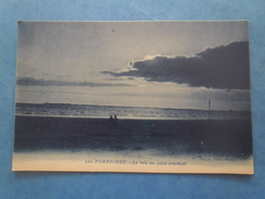 44-PORNICHET La Baie Au Soleil Couchant , Dos Vert - Contre La Lumière