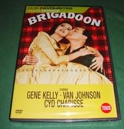 Dvd Zone 2 Brigadoon (1954)  Vf+Vostfr - Comedias Musicales