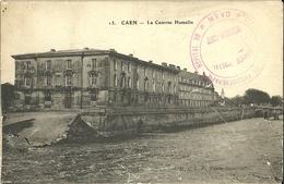 Caen La Caserne Hamelin - Casernes