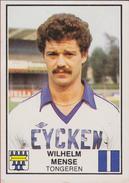 Panini Football Sticker Autocollant Belgie Belgique Voetbal 82 1982 KSK Tongeren Sticker Nr. 297 Wilhelm Mense - Sports