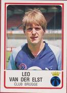 Panini Football 86 Voetbal Belgie Belgique 1986 Sticker Figurine Autocollant Club Brugge Nr. 104 Leo Van Der Elst - Sports