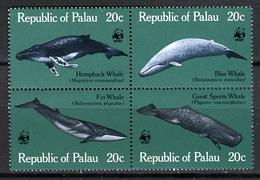 1983 - PALAU -  Catg.. Mi. 20/23 -  NH - (I-SRA3207.32) - Palau