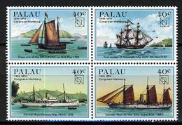 1984 - PALAU -  Catg.. Mi. 51/54 -  NH - (I-SRA3207.31) - Palau