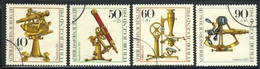 """1981 Berlin Complete VF Used Set Of 4 Semi Postal Stamps """" Optical Instruments"""", Michel # 641-644 - [5] Berlin"""