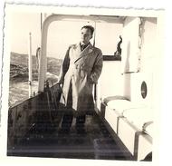 """PIERRE SUR L'EMILE GUERAND """" DE LA DIRECTON DU PORT """" 1960   9x9cm - Boats"""