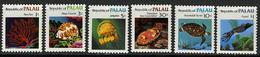 1983 - PALAU -  Catg.. Mi. 9/12+16+19 -  NH - (I-SRA3207.31)