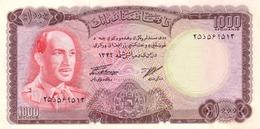 * AFGHANISTAN 1000 AFGHANIS 1346 (1967) P-46 UNC [AF329a] - Afghanistan