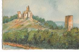 Limoges  -   Les   Ruines  De  Chalucet - 1900-1949