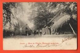 IAG-19  Orroir. Mont De L'Enclus. Maison Du Garde-Bois. ANIME. - Mont-de-l'Enclus